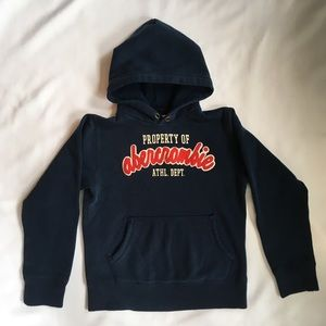 Abercrombie & Fitch Athletic Dept Hoodie